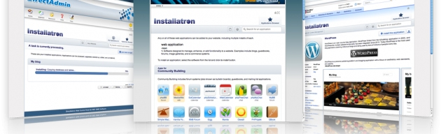 Installatron Applications Installer picture