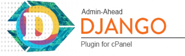 Admin-Ahead Django Plugin for cPanel picture
