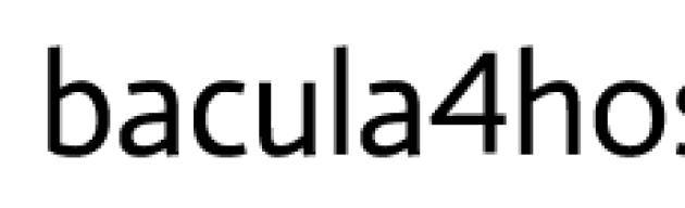 Bacula4Hosts cPanel Server Backups picture