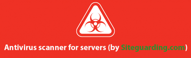 Antivirus Scanner (by Siteguarding.com) picture