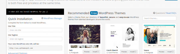 Themely WordPress Auto-Installer & Directory picture